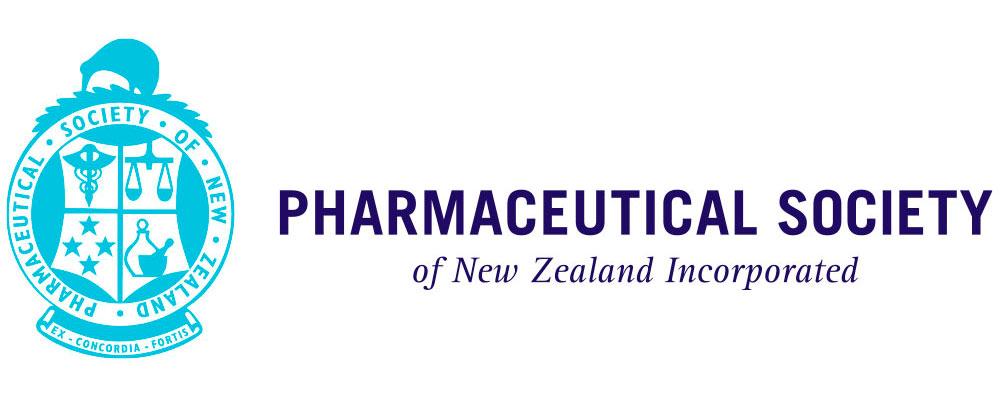 Pharmaceutical Society of New Zealand logo